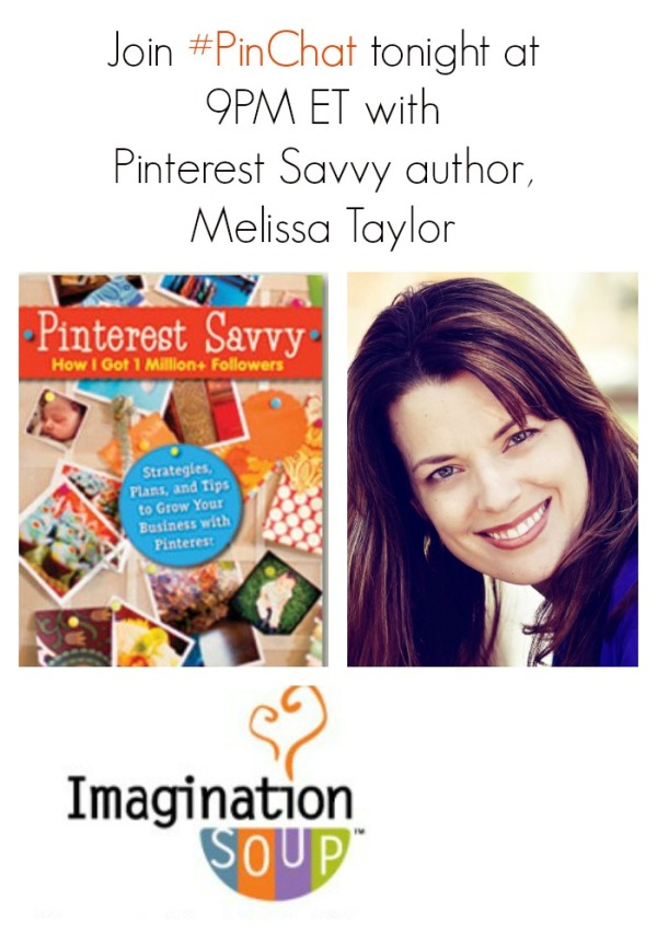 PinChat with Melissa Taylor